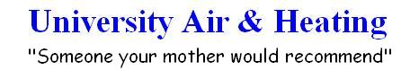 Logo For University Air